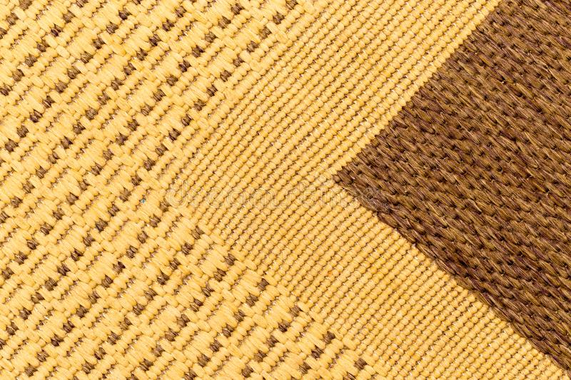 Material from the carpet as background royalty free stock photography