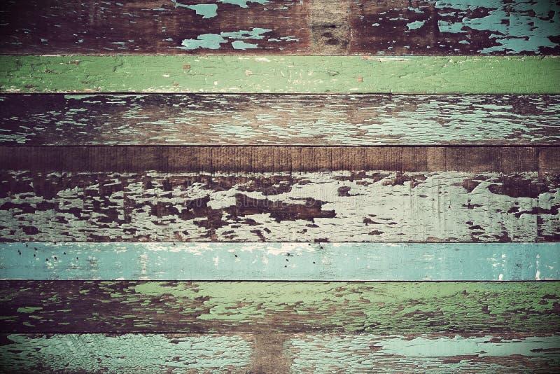 Material de madera para el papel pintado de la vendimia fotos de archivo