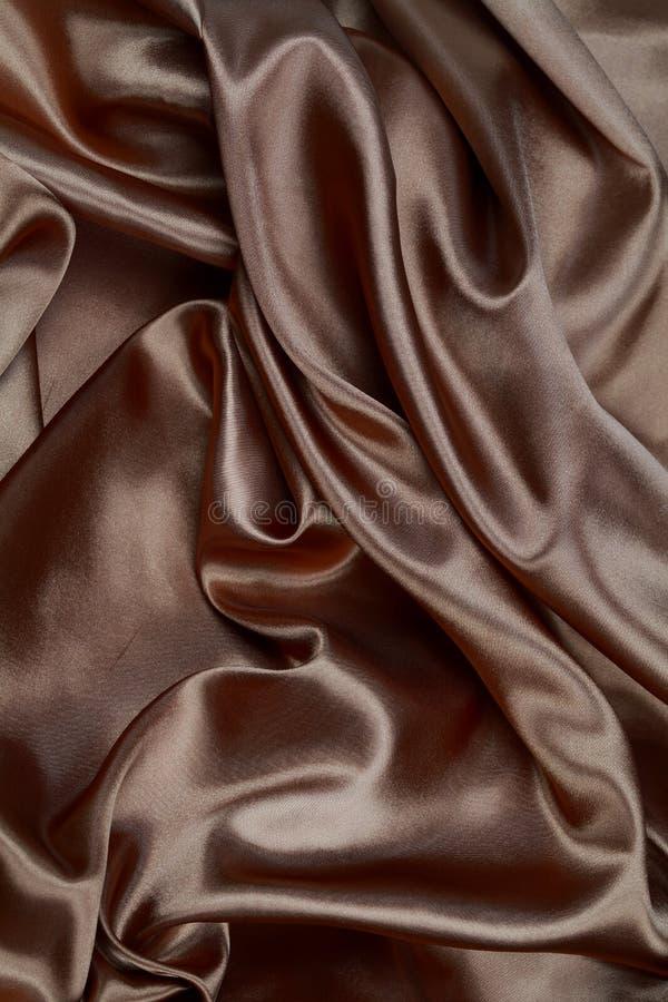 Download Material De Seda O Papel Pintado Elegante Del Terciopelo Del Satén De La Textura De Brown Imagen de archivo - Imagen de arte, curvy: 64203849