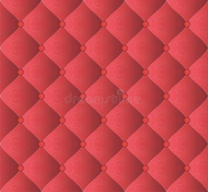Material De Upholstery Foto de Stock