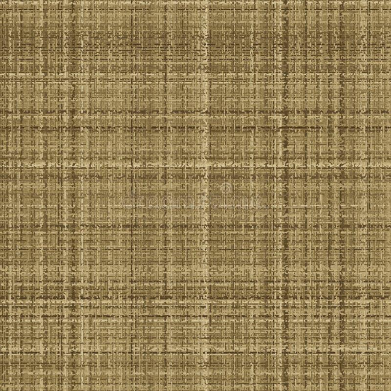 Material del tweed ilustración del vector