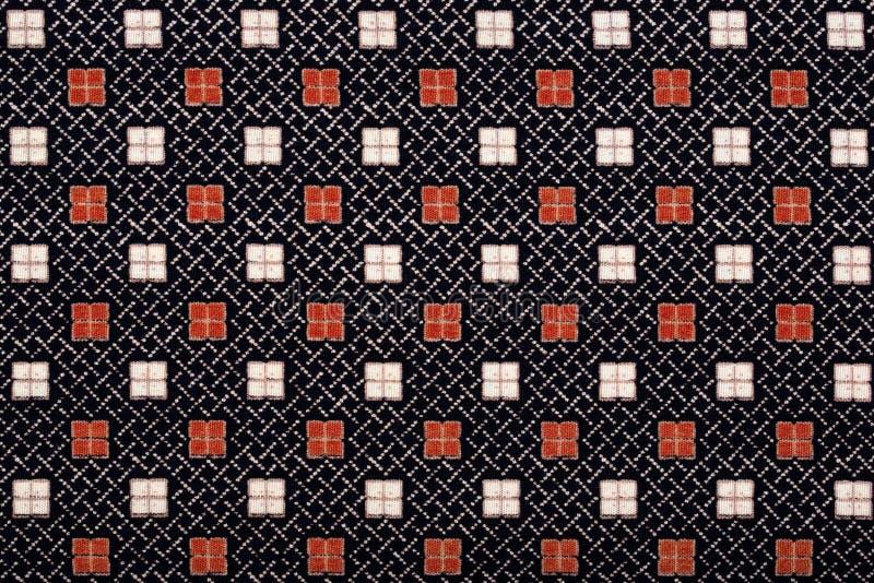 Material in den Quadraten, ein Hintergrund lizenzfreies stockfoto