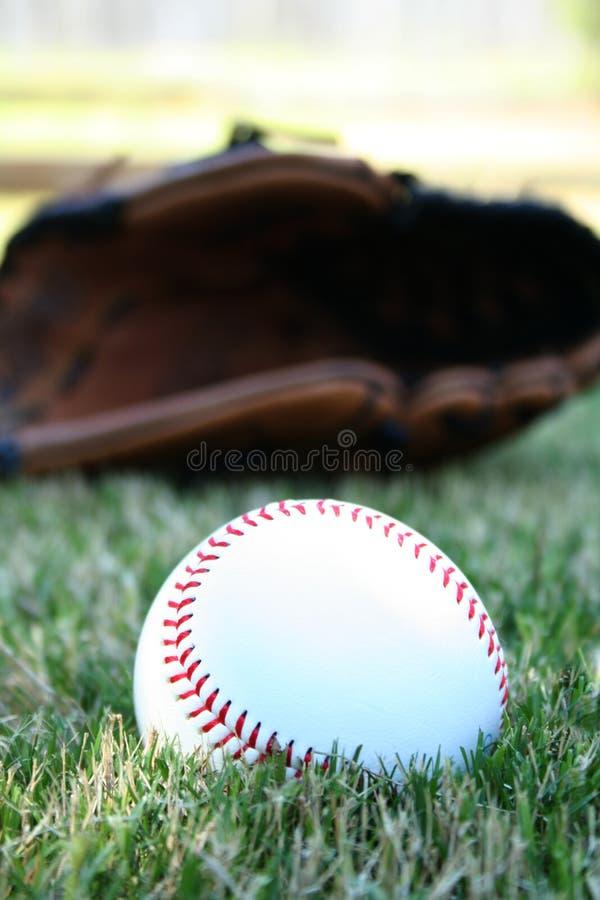 Material do basebol imagens de stock royalty free