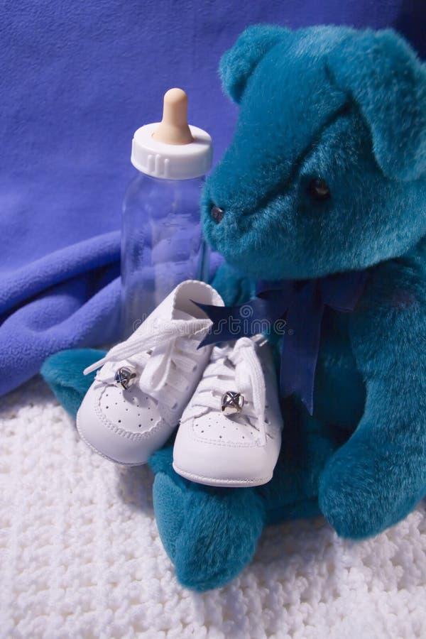 Material do bebê foto de stock
