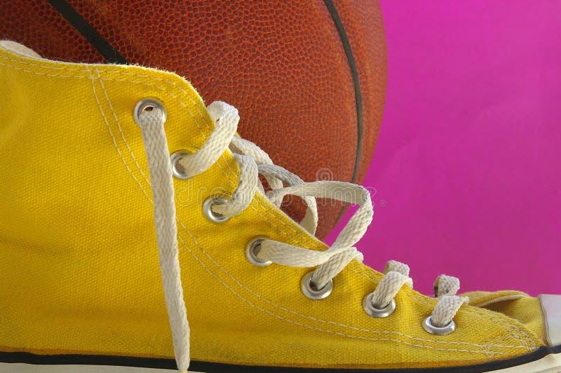 Download Material do esporte foto de stock. Imagem de basketball - 543280