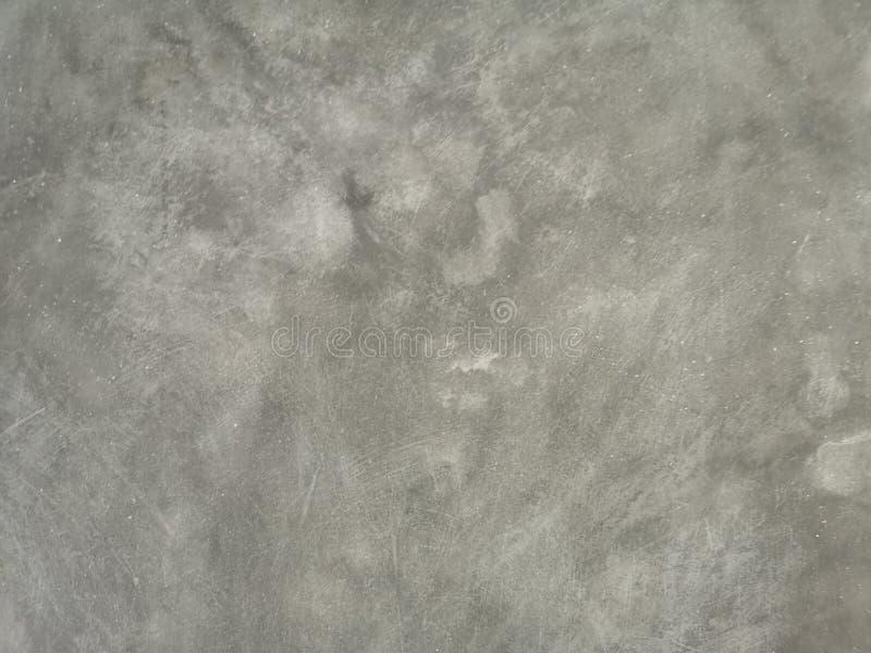 Material för textur för yttersida för färg för kal för murbrukväggcement vind för stil grått arkivbilder