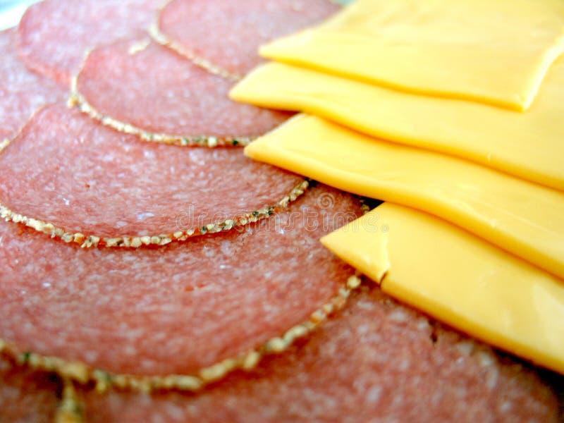 Material fresco no pão fotografia de stock royalty free