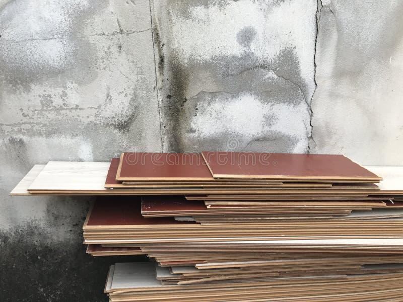 Material residual imagem de stock
