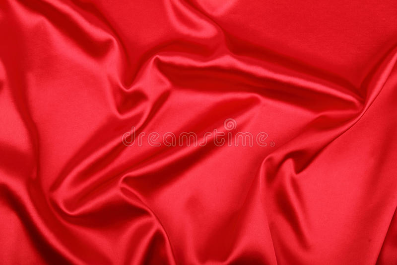 Material rojo elegante liso fotos de archivo