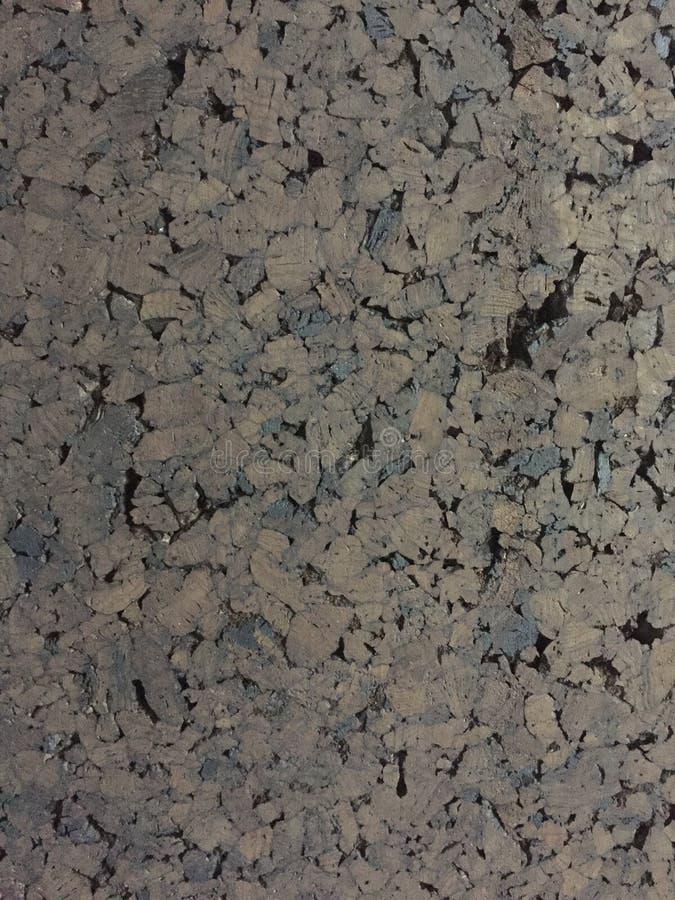 Material textura-caliente acústico del corcho natural imagen de archivo libre de regalías
