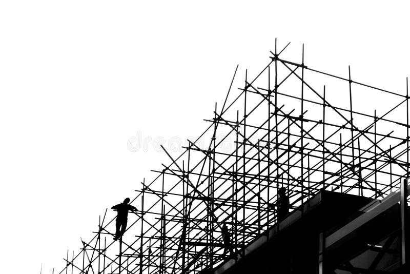 material till byggnadsställning fotografering för bildbyråer