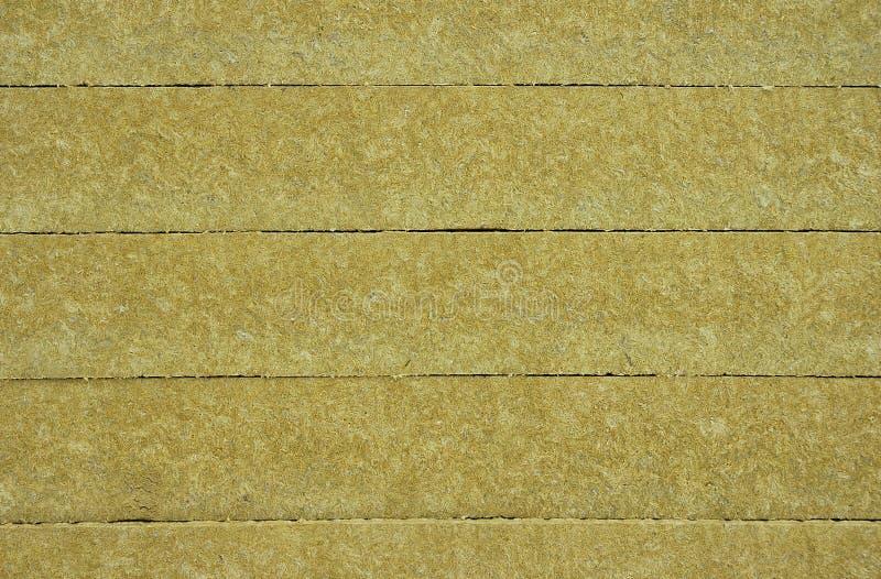 Materiale dell'isolamento termico fotografia stock libera da diritti