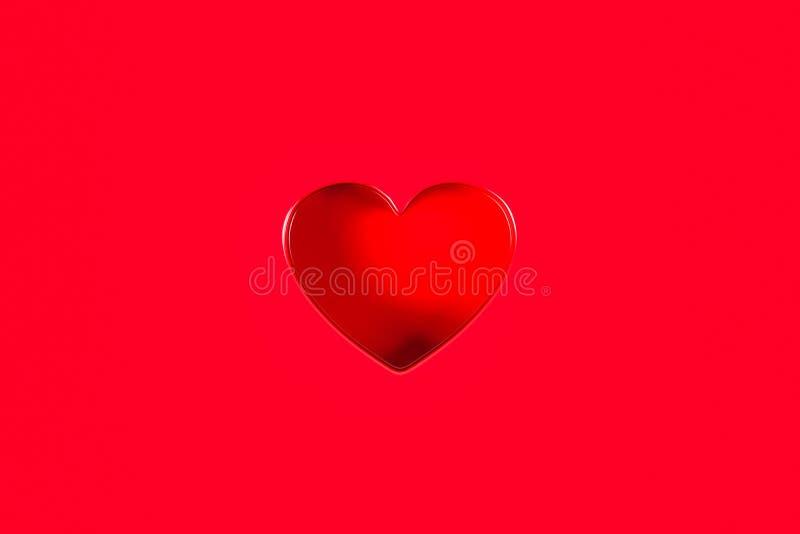 Materiale di base dell'ammaccatura in forma di cuore royalty illustrazione gratis