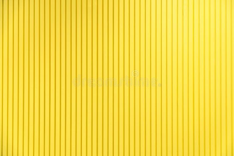 Materiale giallo del modello di struttura del fondo e wallpape astratto fotografie stock libere da diritti