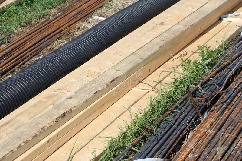 materiales de construcción 2 imagen de archivo