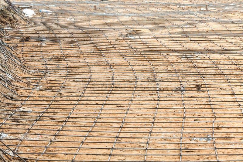 Material De Construcción De Las Barras De Acero Imagen de archivo ...