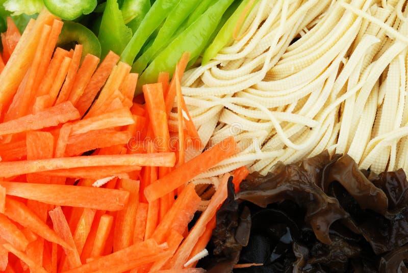Materiales del alimento fotos de archivo libres de regalías