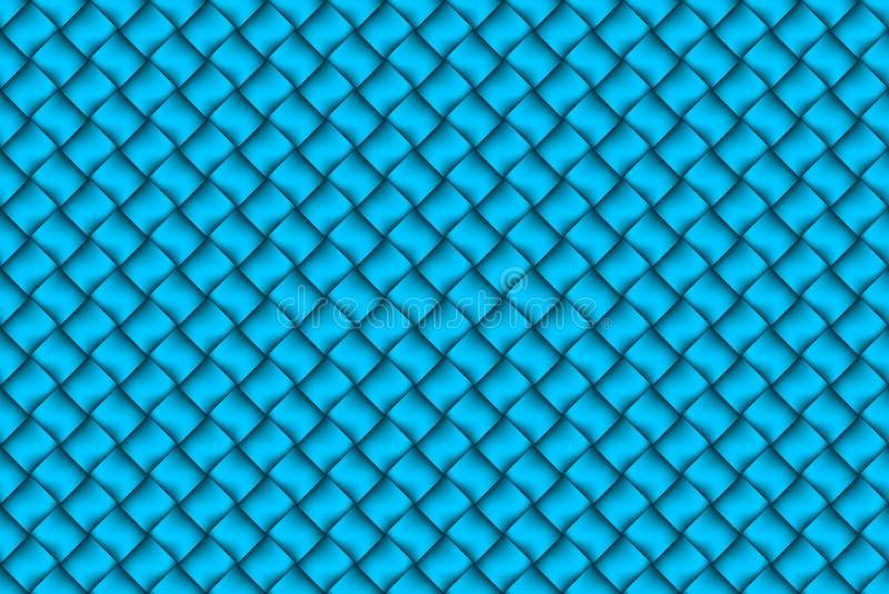 Materias textiles de la armadura stock de ilustración