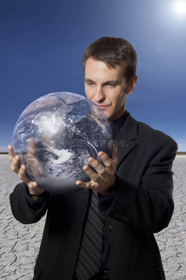 materiel för foto för affärsconcerns globalt royaltyfria foton