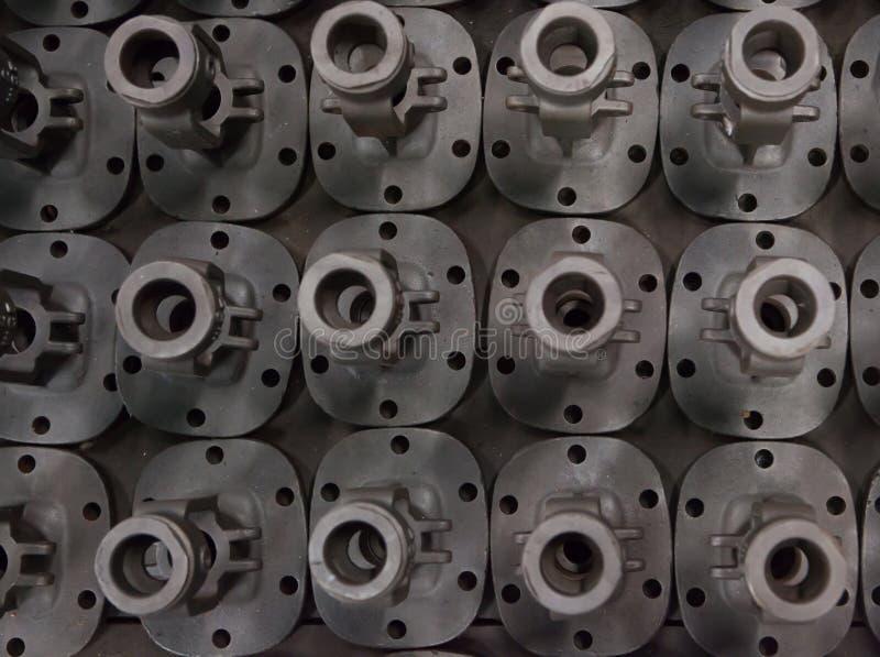 Materiell ventil för industriellt royaltyfria foton