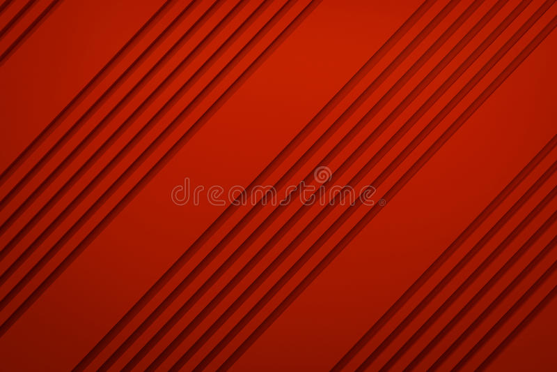 Materieller Hintergrund 3d des roten Abstellgleisseitenlinieplan-Papiers zerreißen lizenzfreie abbildung