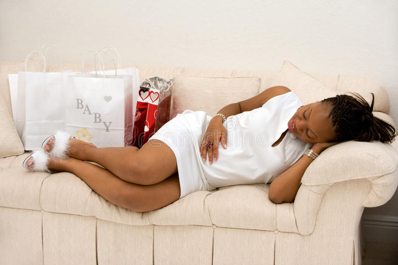 Download Maternal Happiness stock image. Image of maternal, presents - 20847561