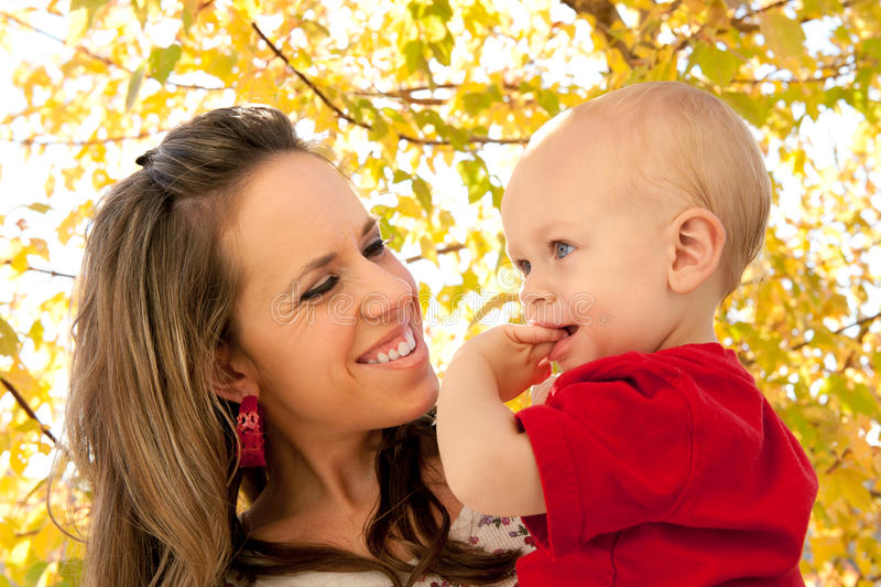 Maternidade foto de stock