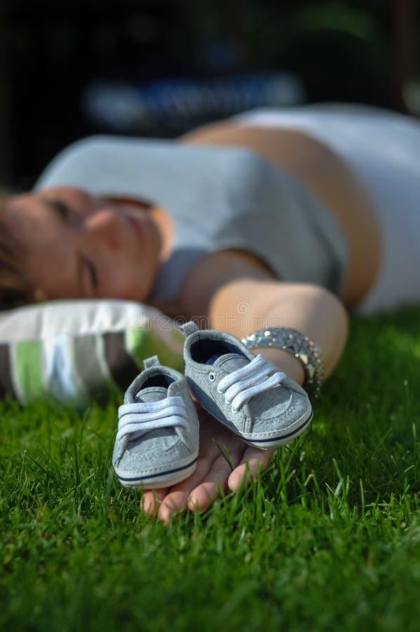 maternity obraz stock