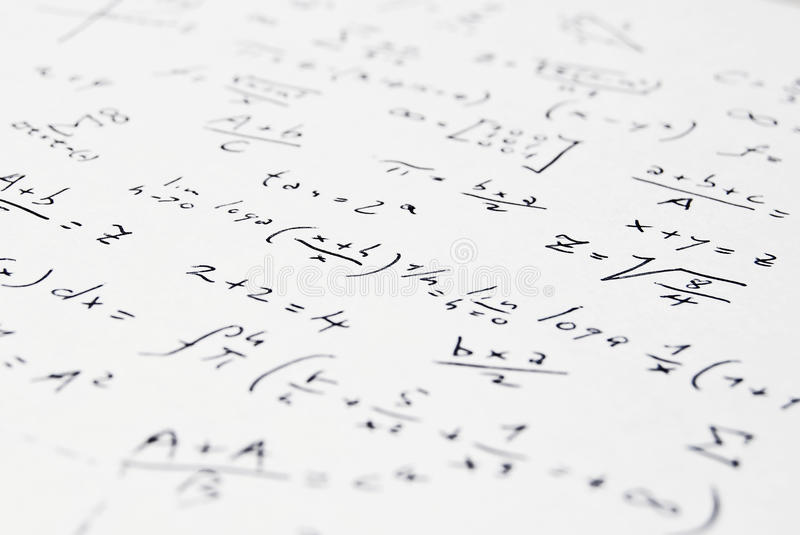 Math stock images