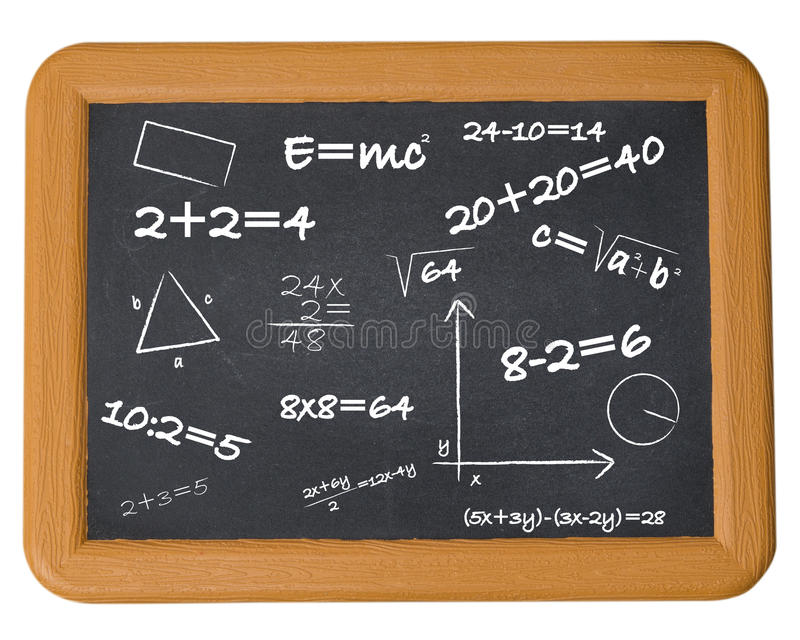 Download Math Stock Image - Image: 26738941