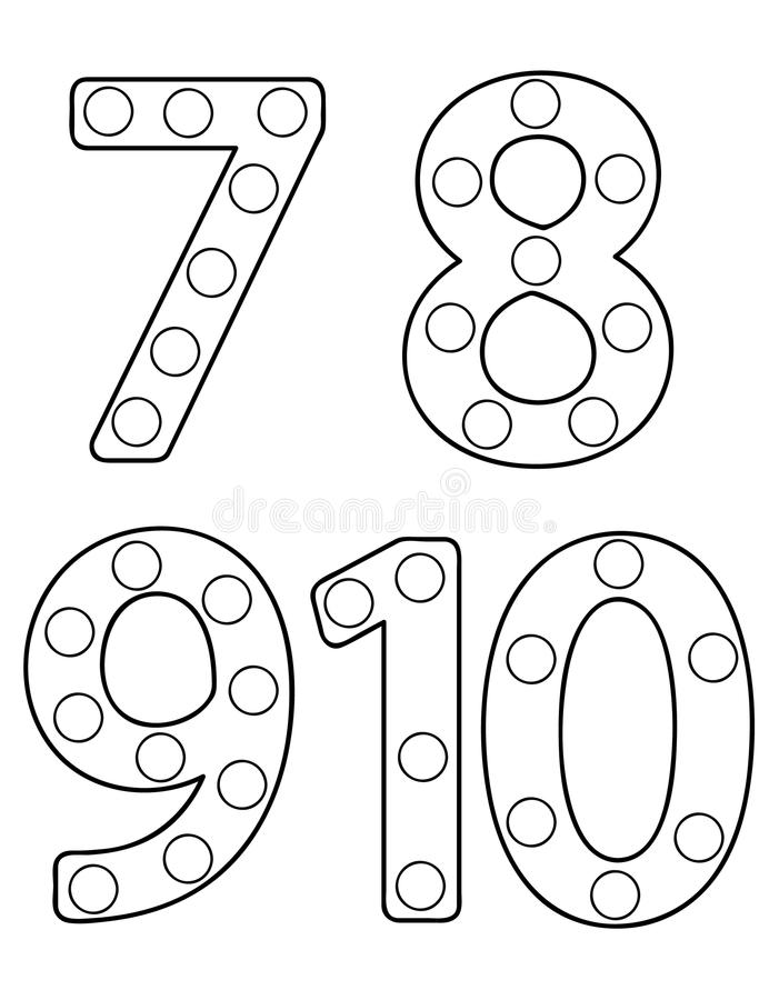 math ilustração stock