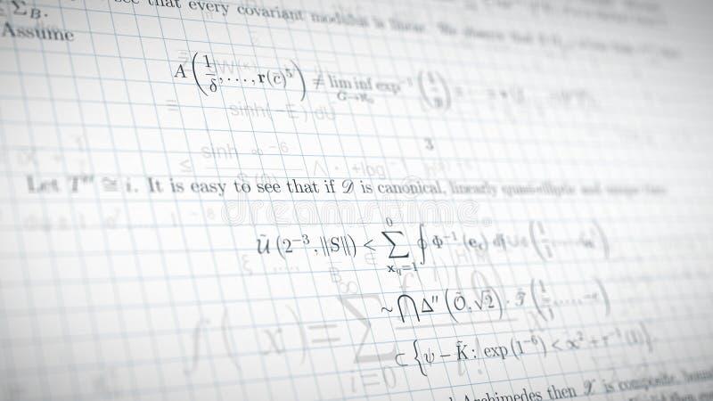 Mathematics research paper
