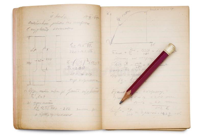 Mathe lizenzfreies stockfoto