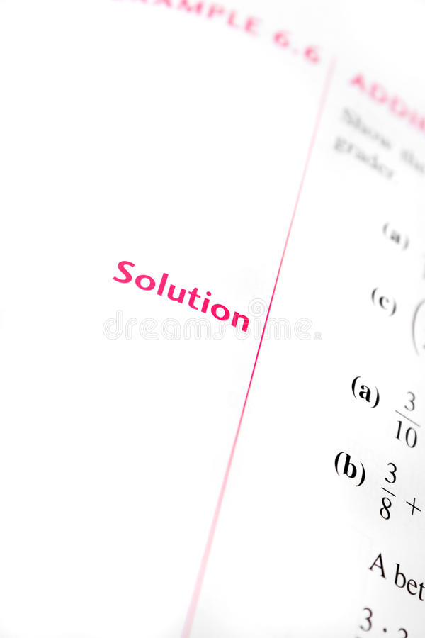 Niedlich Lösung Problem In Mathe Galerie - Mathematik & Geometrie ...