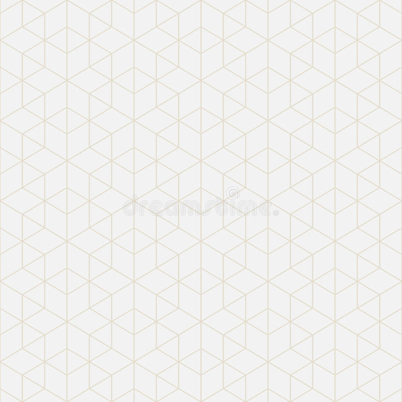 Mathematical figures. Abstract geometric background. royalty free illustration