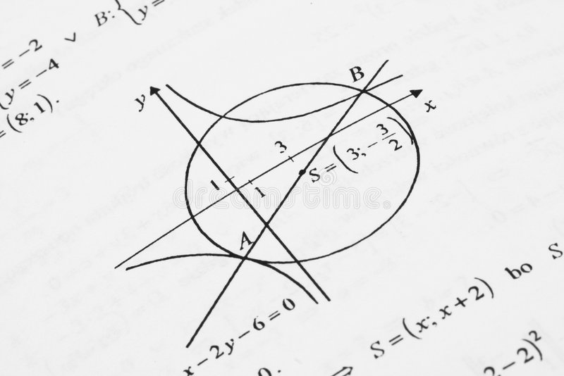 Download Mathematics stock image. Image of maths, science, school - 1341655