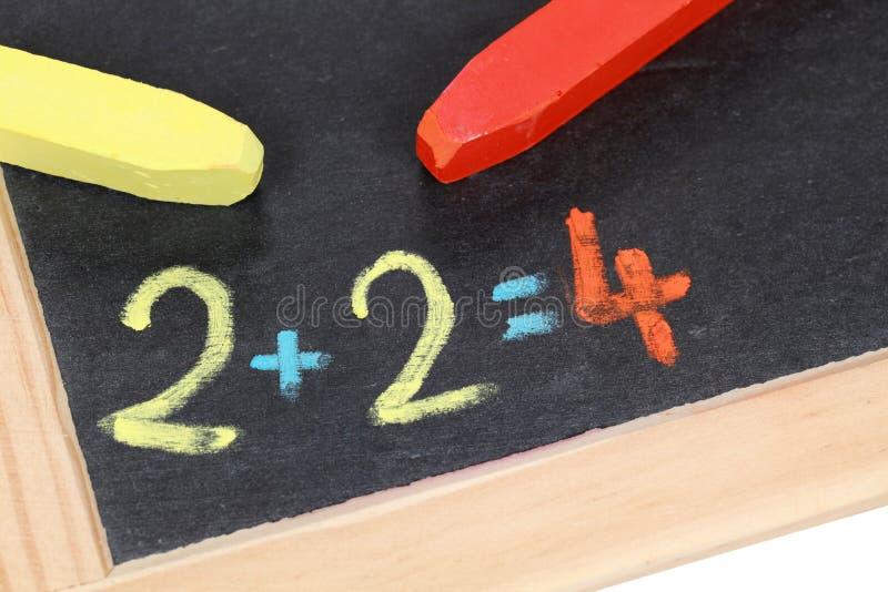 Mathematik stockfotografie