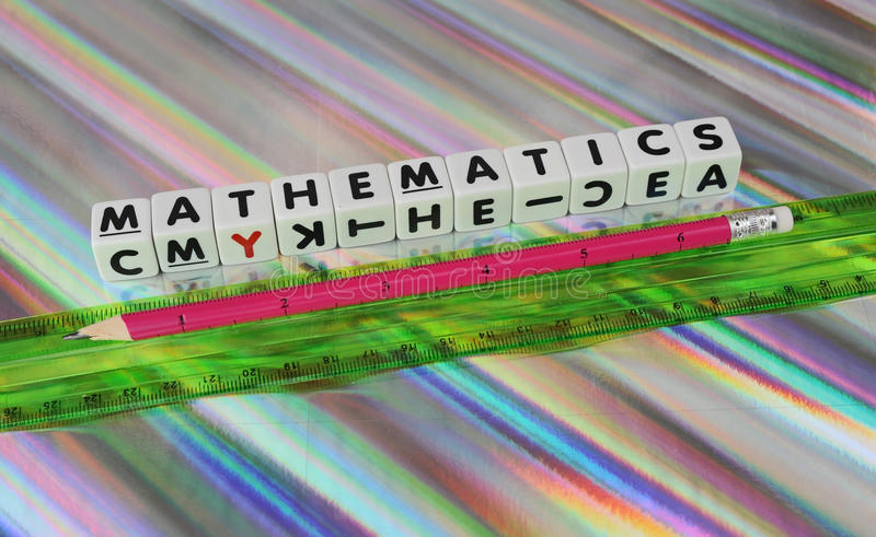 Mathematik stockfotos