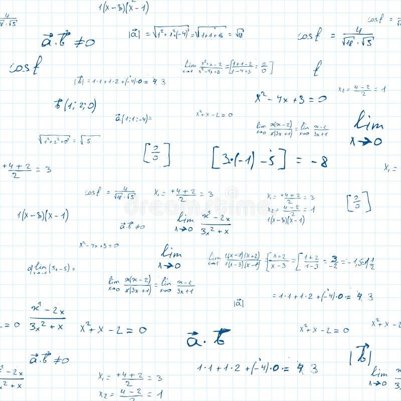 mathematik stock abbildung