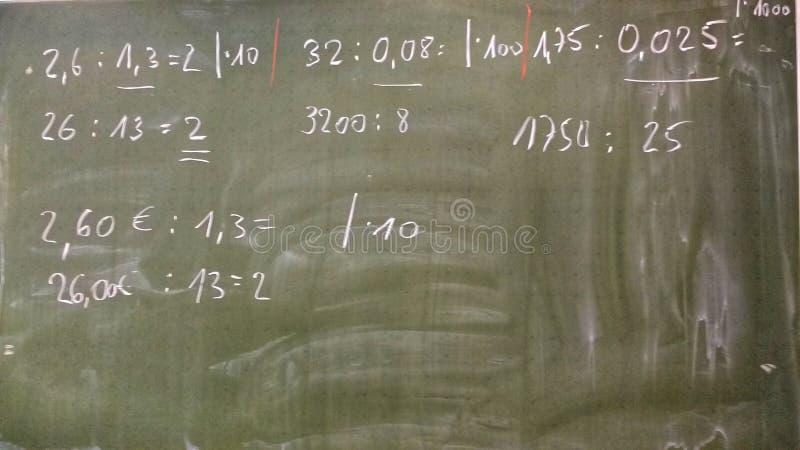 mathematisch lizenzfreie stockbilder