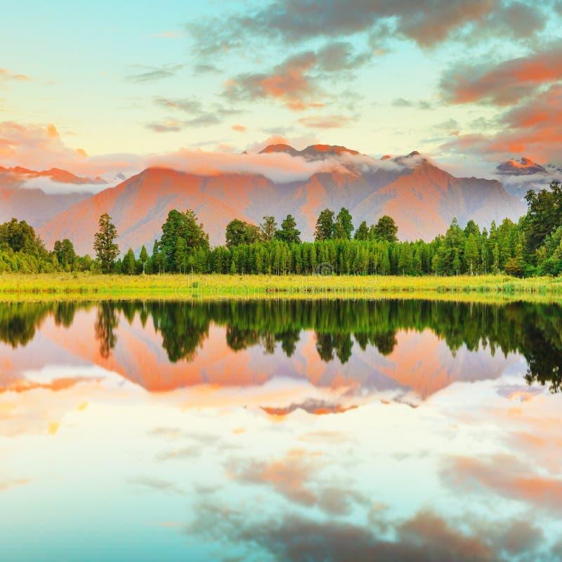 Matheson Lake stock photos