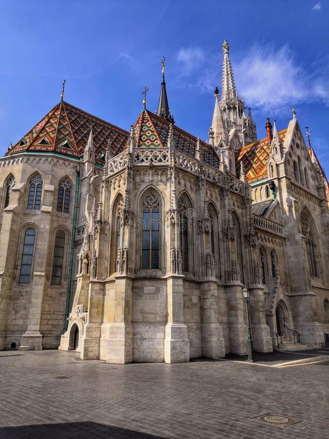 Mathias Curth da cidade de Budapest, amor fotos de stock royalty free