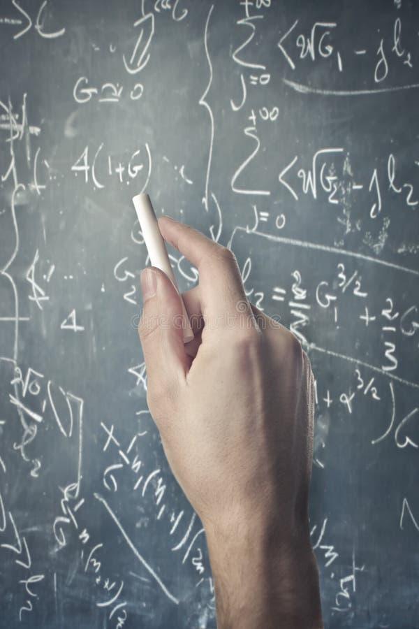 maths arkivfoton