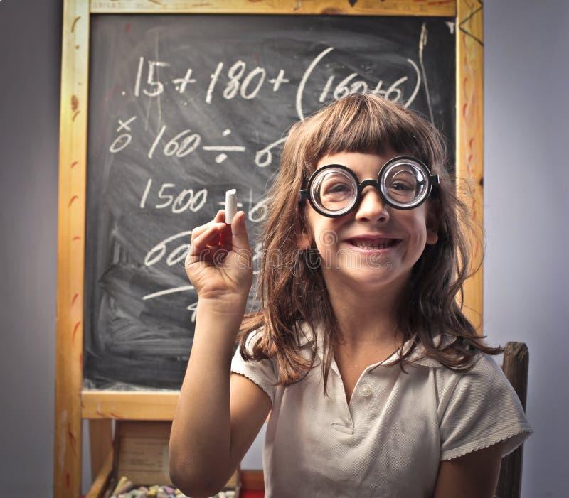 maths royaltyfri bild