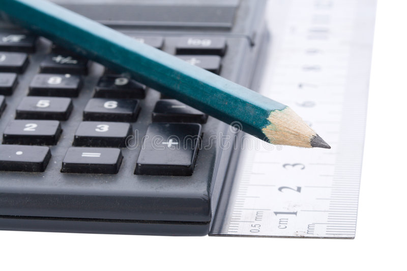 Download Maths Equipment Stock Image - Image: 7088461
