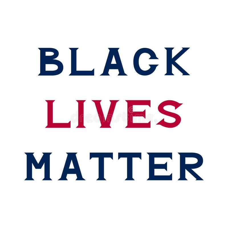 Matière noire des vies illustration libre de droits