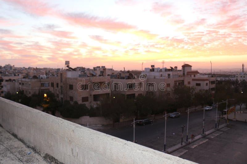 Matin de lever de soleil de ciel photo libre de droits