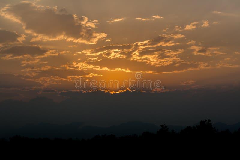 Matin Sun photographie stock