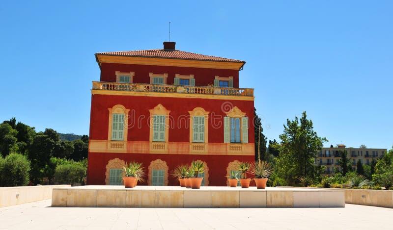 Matisse Museum stock photo
