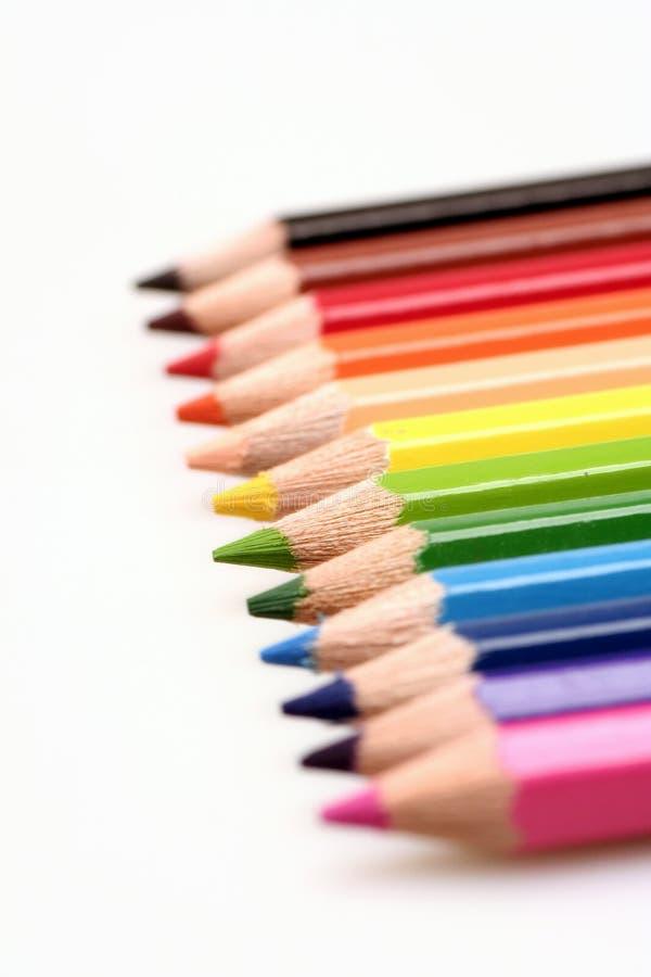 Matita Di Colore Fotografia Stock